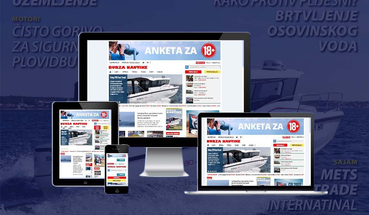 Prosinačko izdanje Burze Nautike online pretplatnicima dostupno je za čitanje