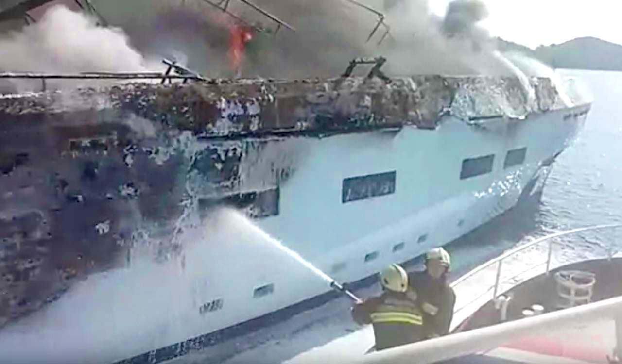 Nominacije Plave vrpce Vjesnika:  I vatrogasci spašavaju brodove!