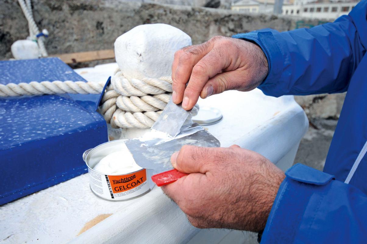 5 čimbenika koji utječu na kvalitetu popravka gelcoata?