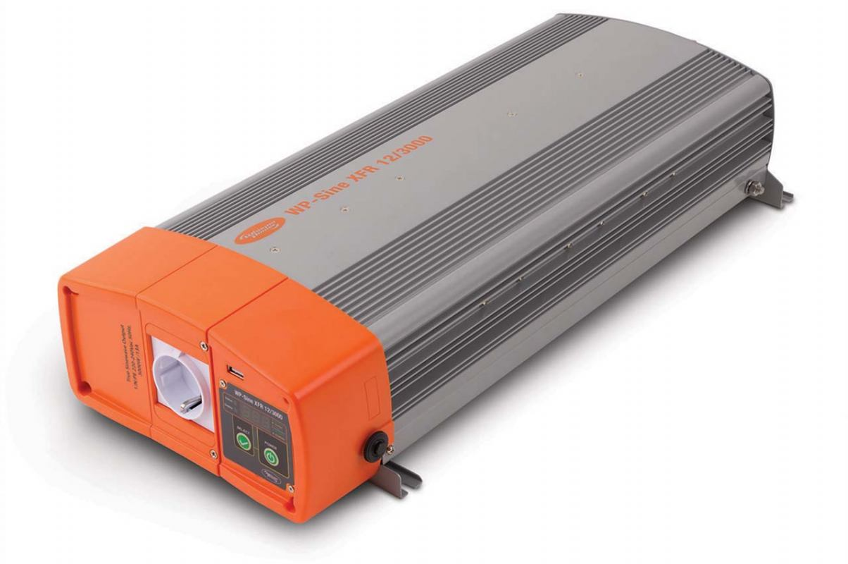 Whisper Power sinusni inverter
