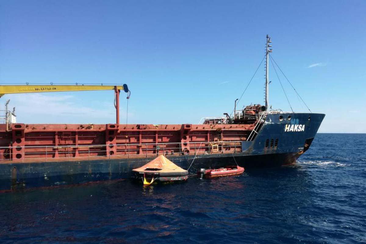Nominacije Plave vrpce Vjesnika: Jedan čovjek spasio brod od potonuća
