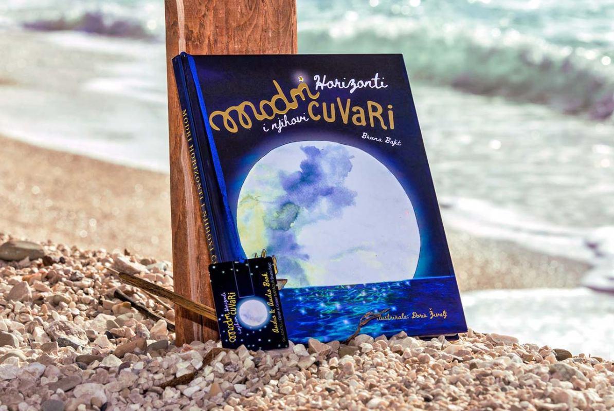 Predstavljena knjiga ''Modri horizonti i njihovi čuvari''