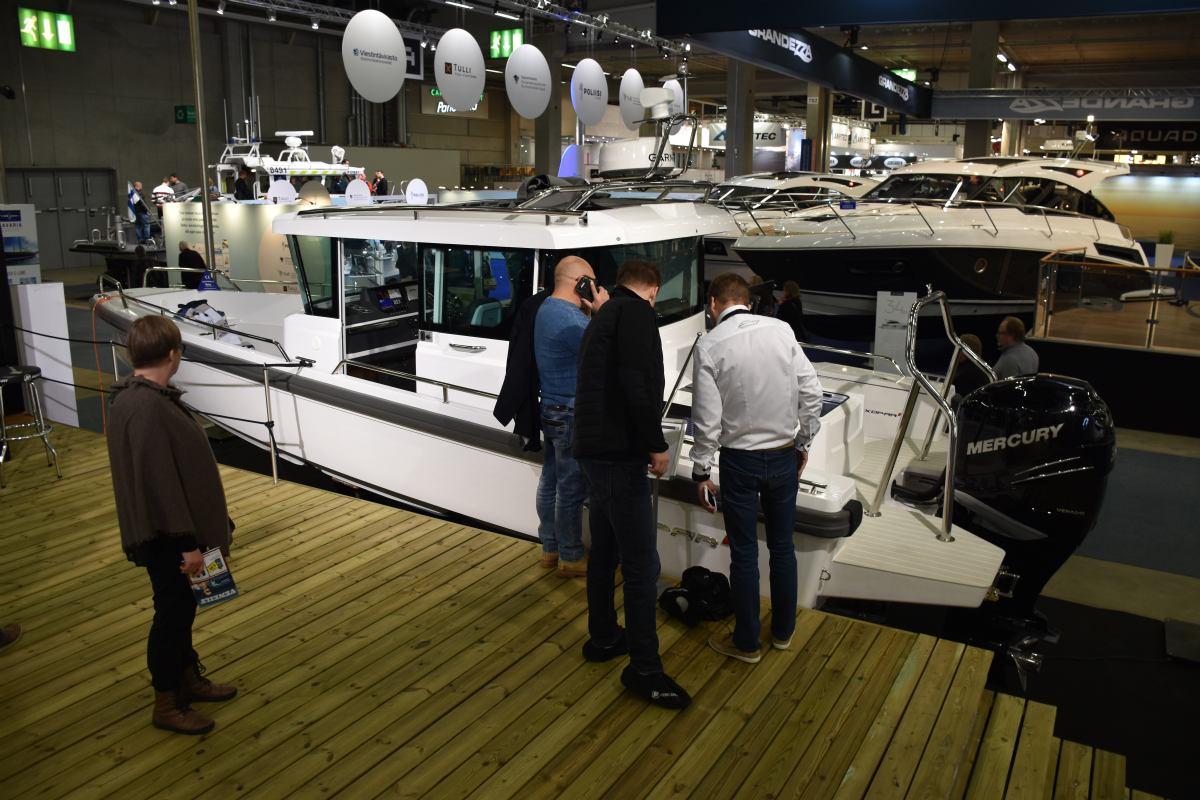 Helsinki Boat Show 2018