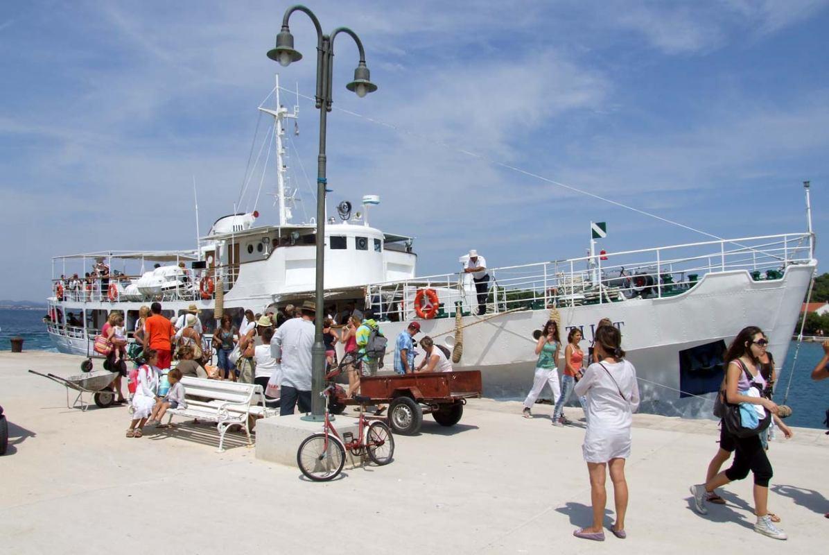 Nesreća na moru - Tijat potopio teretni brod