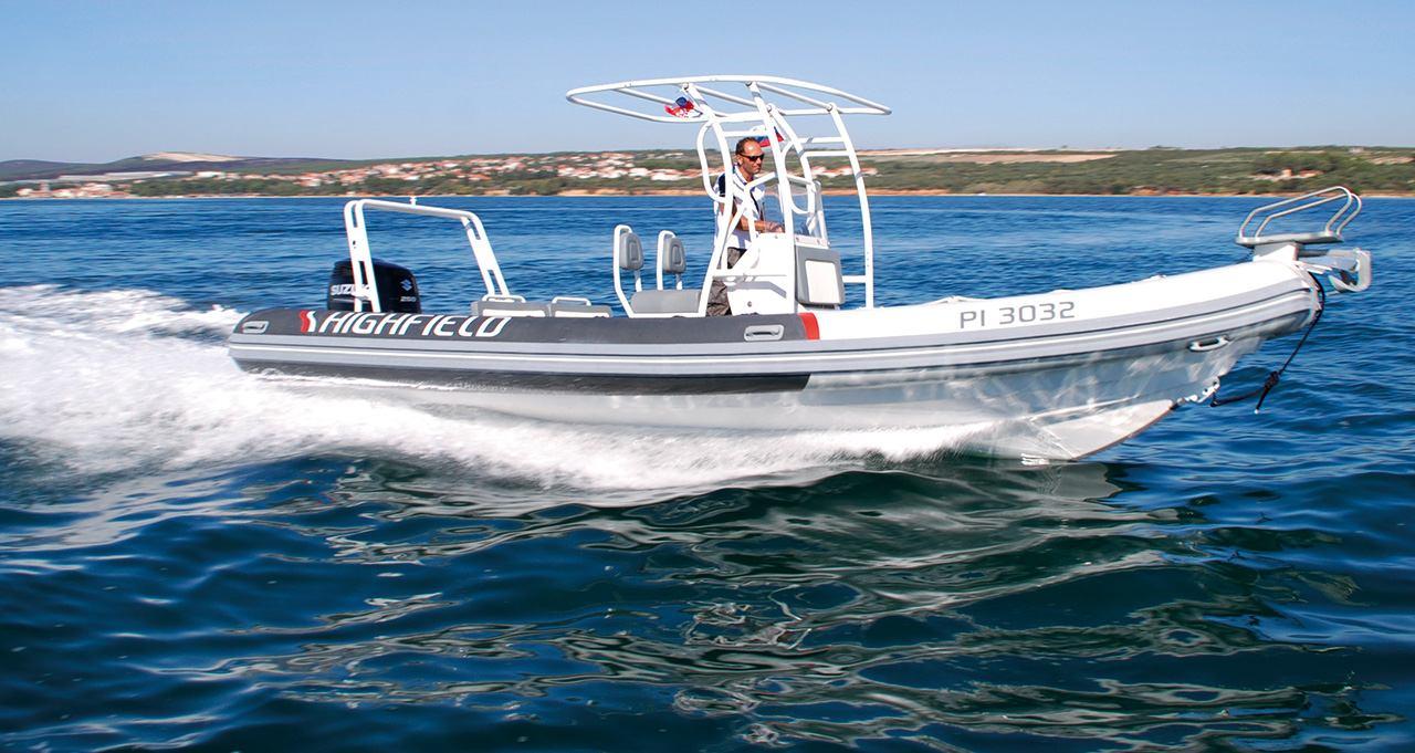 Highfield 760 Patrol