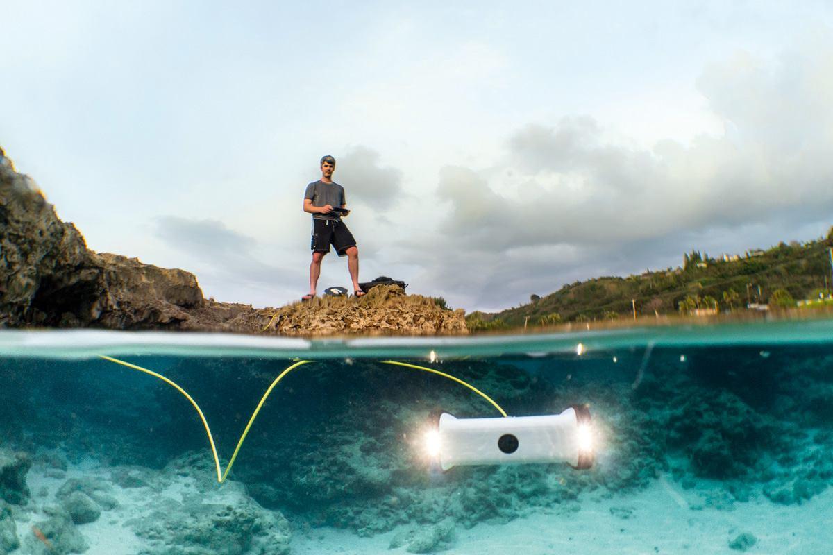 Korisni podvodni dronovi