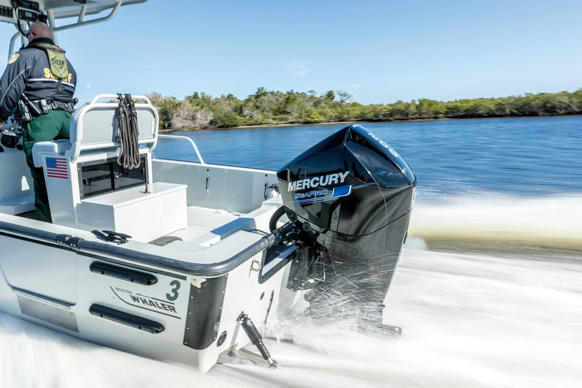 Mercury uveo nove V6 motore u FourStroke i SeaPro seriju