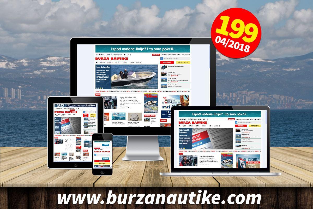 Travanjsko Online izdanje Nautike!