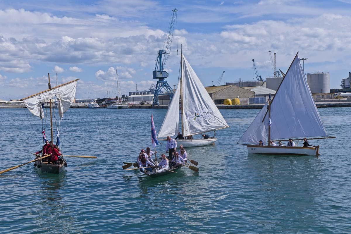 Hrvatski pomorski geni u Francuskoj