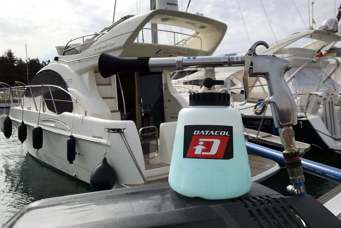Brzo i efiksano čišćenje plovila