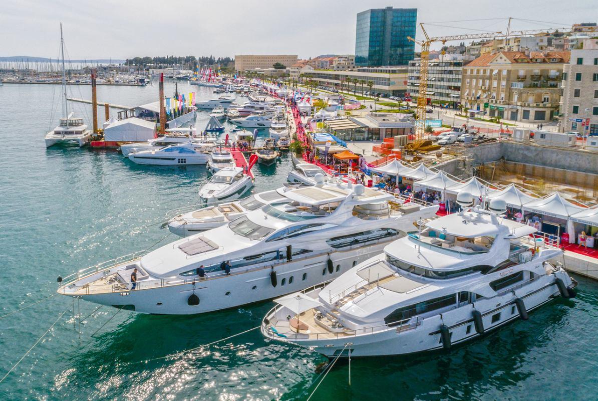 Croatia Boat Show 2018. - zamjetan rast