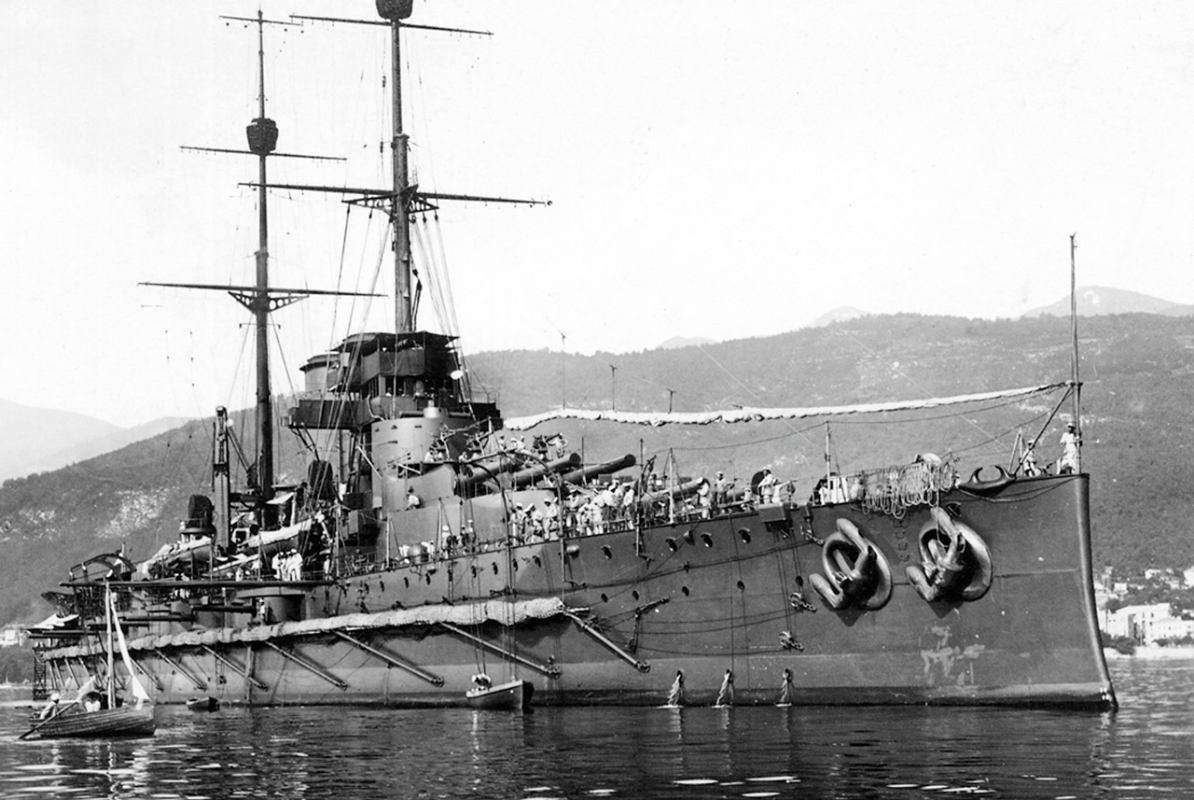 Maximilian Njegovan, K. u. K. Admiral und Flottenkommandant
