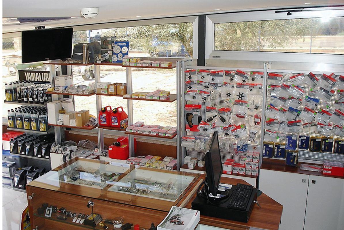 Nova trgovina za nautičare na zapadnoj obali Istre