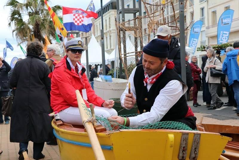 Hrvatska na velikoj pomorskoj manifestaciji u francuskoj luci Sete