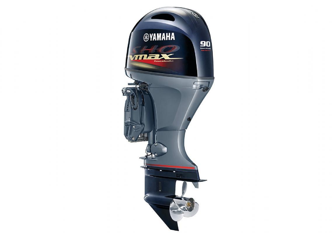 Yamaha 90 V MAX SHO