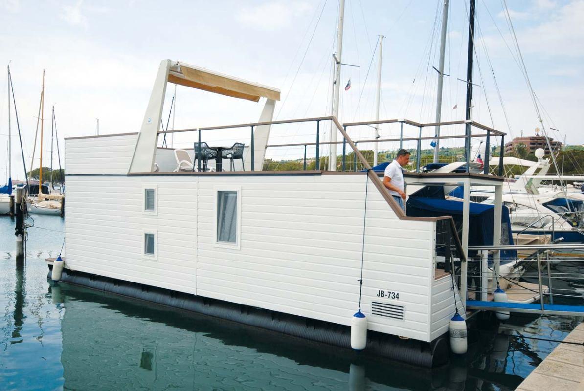 Hidrodinamika: Različiti aspekti projektiranja plovila