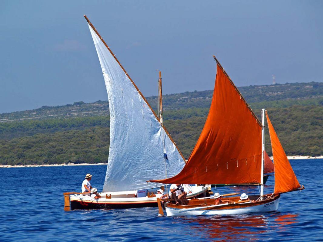 Kalendar održavanja regata tradicijskih barki u 2018. godini