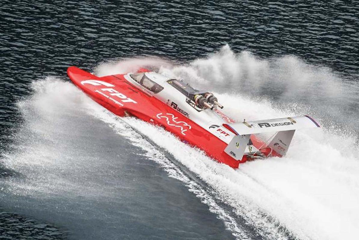 Novi brzinski rekord  u kategoriji motornih plovila