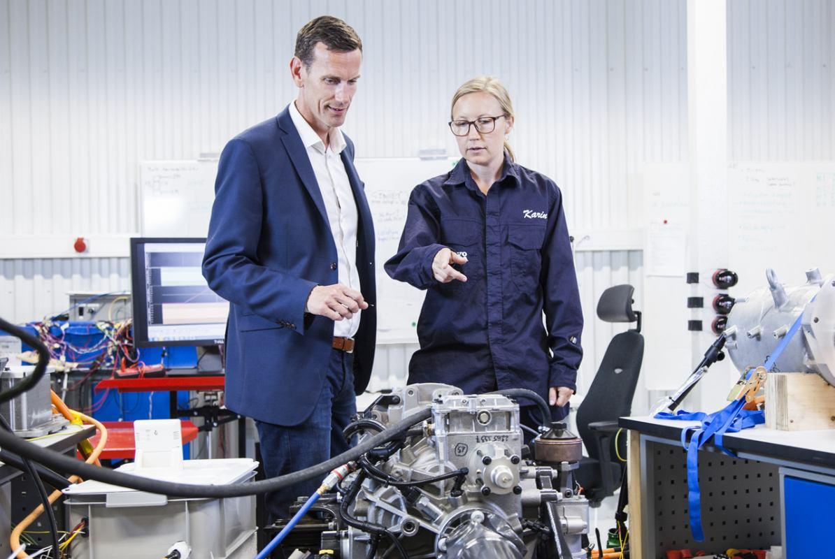 Volvo Penta IPS na struju