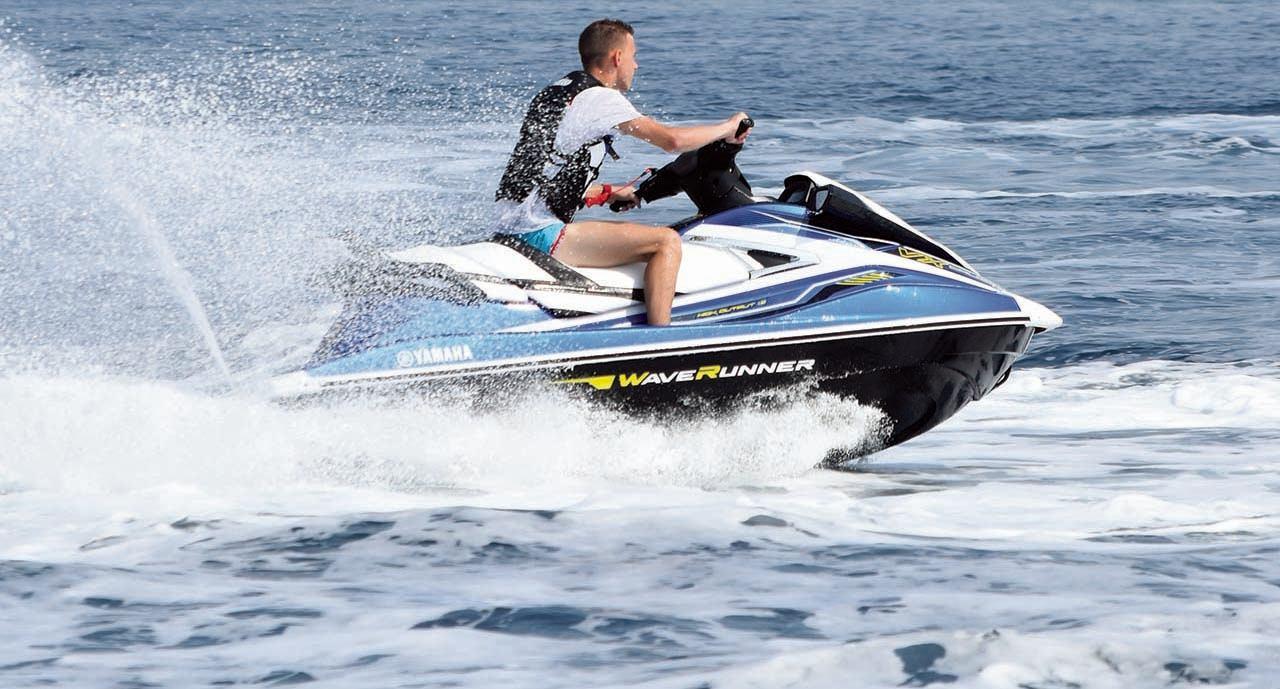 Wave Runner VX Cruiser HO
