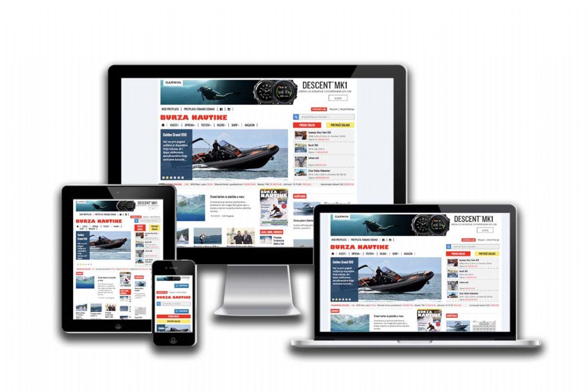 Web pretplatnici mogu čitati novi broj Nautike