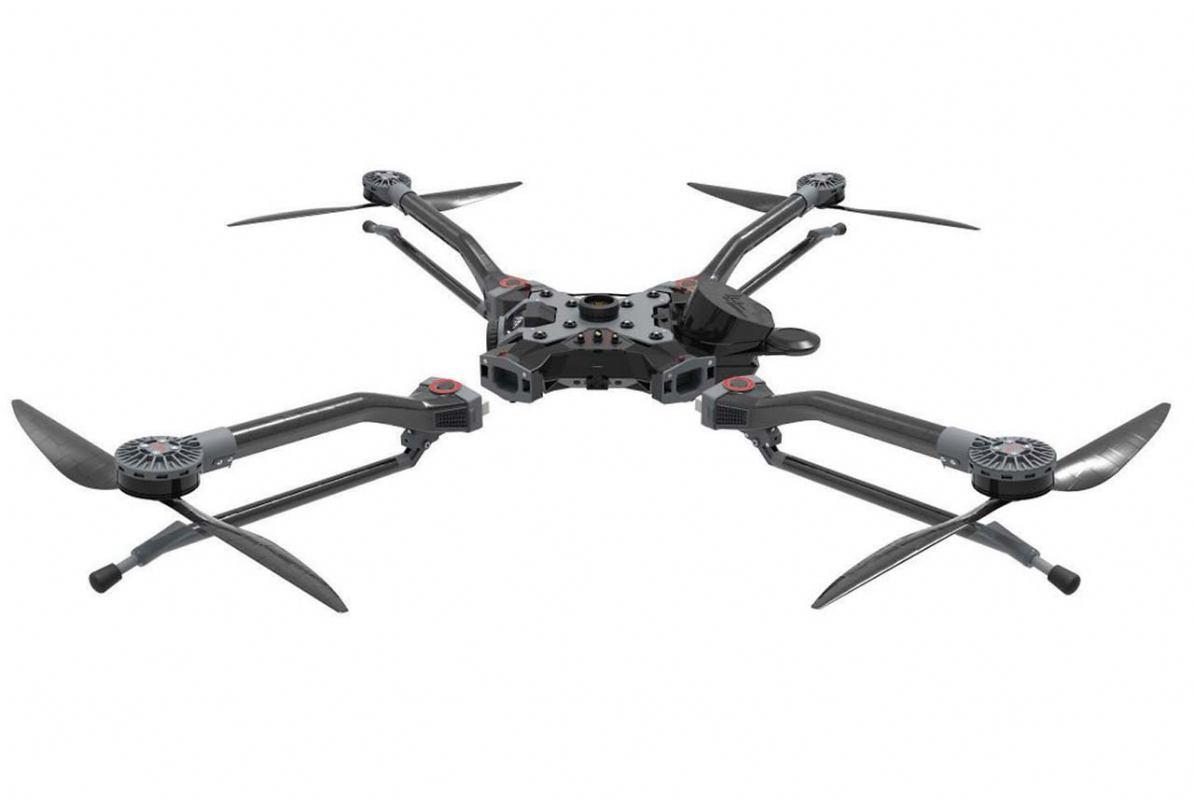 Dron Tundra-M