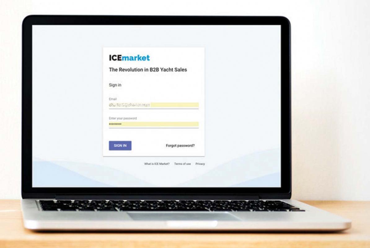 ICEmarket aplikacija