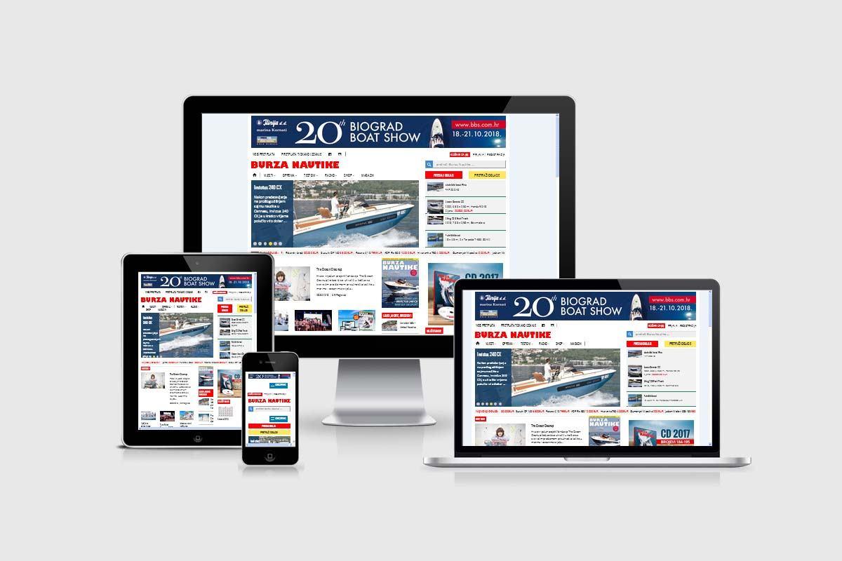 Rujanski broj Burze Nautike online pretplatnicima otvoren za čitanje