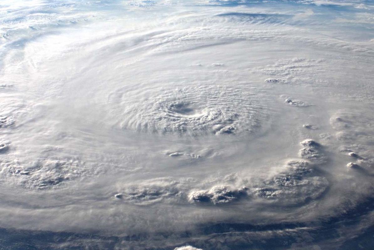 Ča je uragan naspram naše bure!?