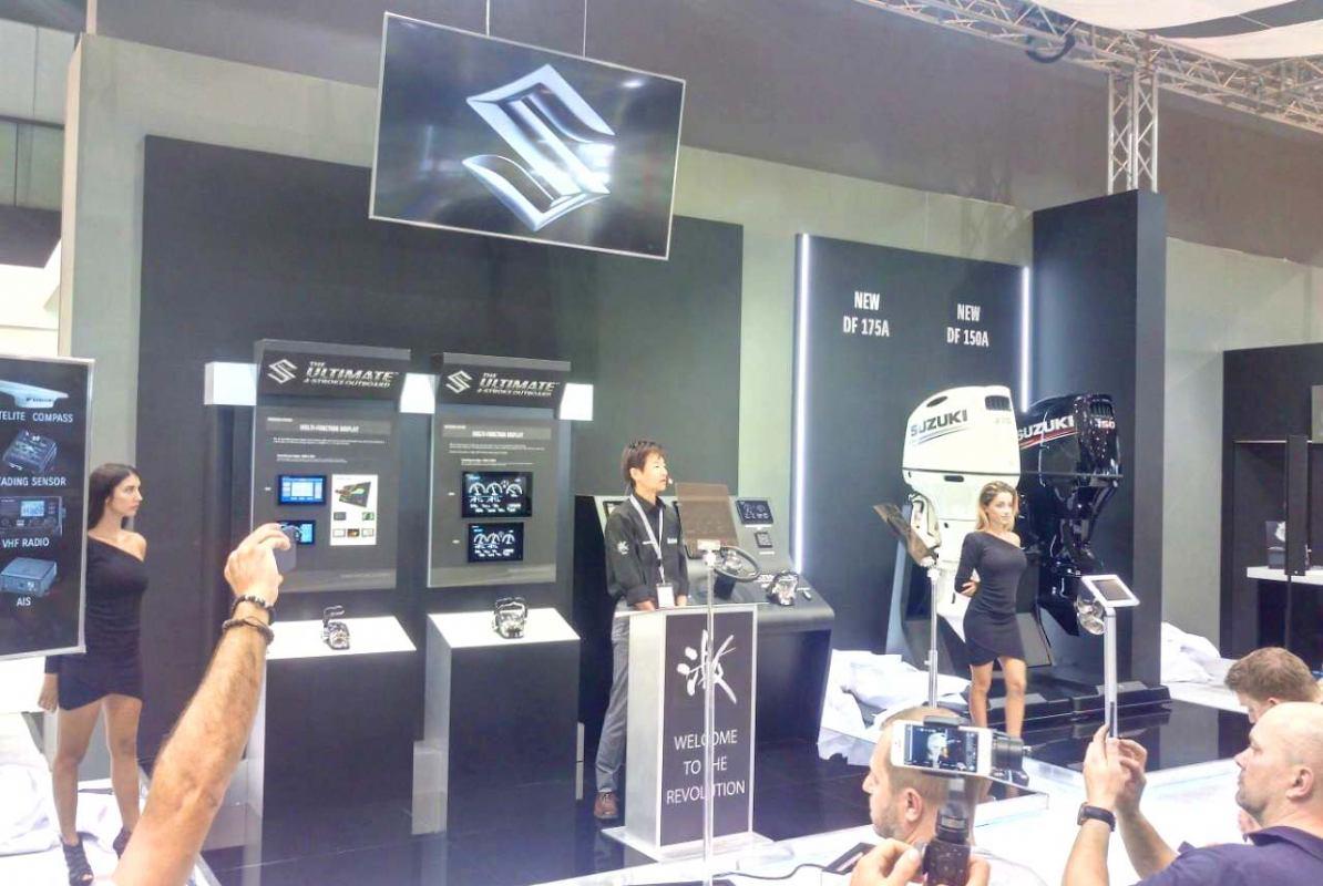 Suzuki na sajmu u Genovi predstavio velike novosti