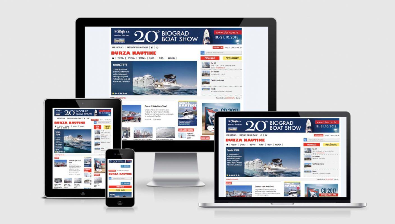 Pretplatnicima web izdanja Burze Nautike dostupan novi broj za listopad