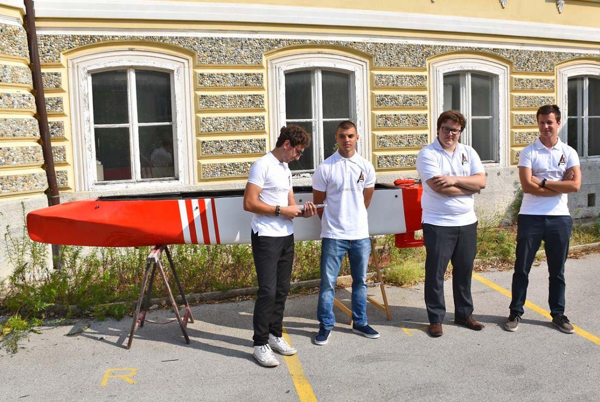 Adria Hydrofoil Team predstavio hidrokrilce na električni pogon