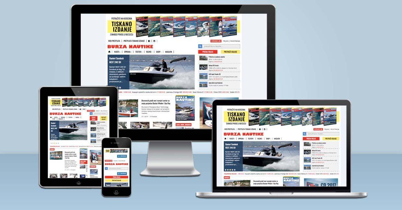 Naši online pretplatnici uvijek prvi doznaju sve novitete!