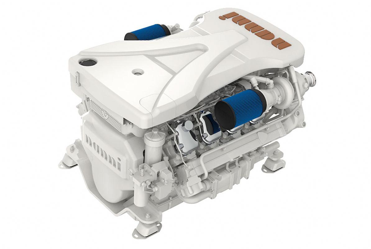Scania opskrbljuje Nanni s dvije serije motora