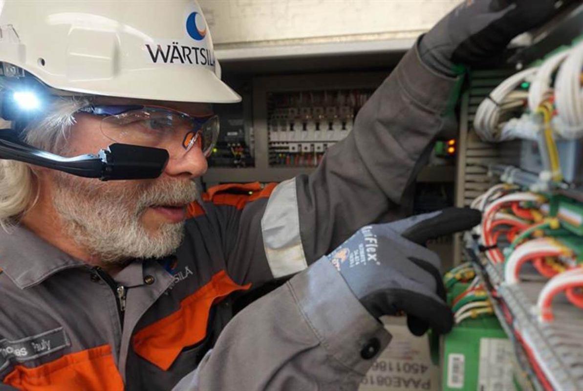 Wärtsilä probleme rješava na daljinu