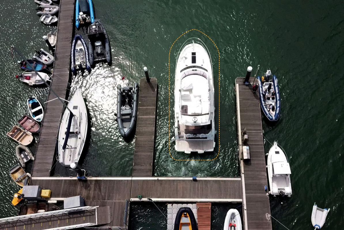 Raymarine DockSense