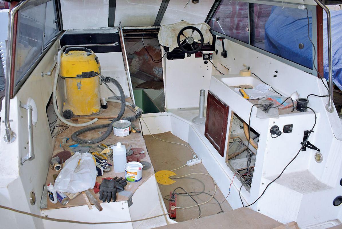 Samogradnja stakloplastičnog plovila do 6 metara