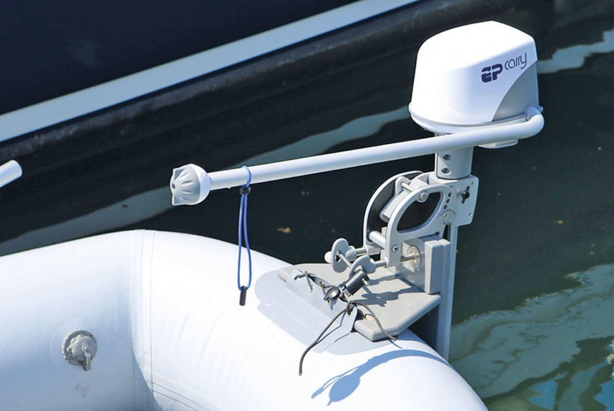Idealan elektropogon za tendere i manje brodice