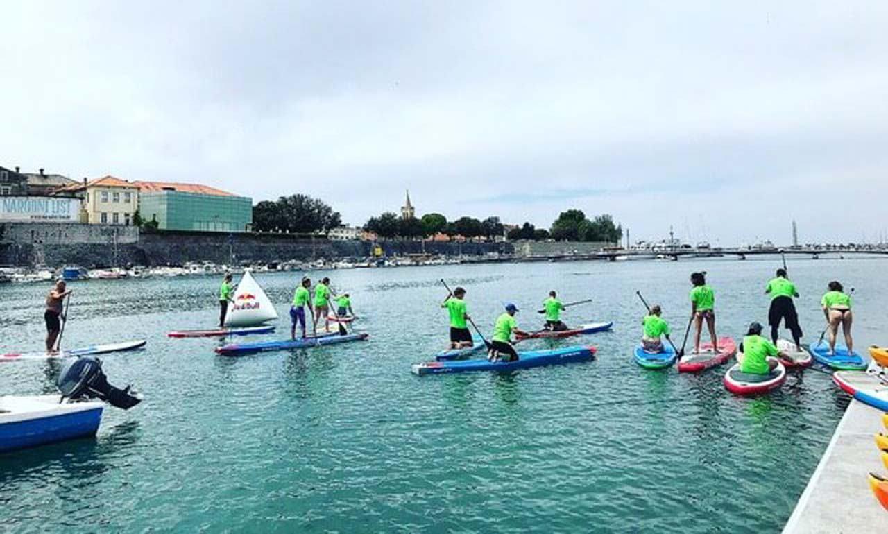 SUPer Surfers Challenge Zadar 2019.