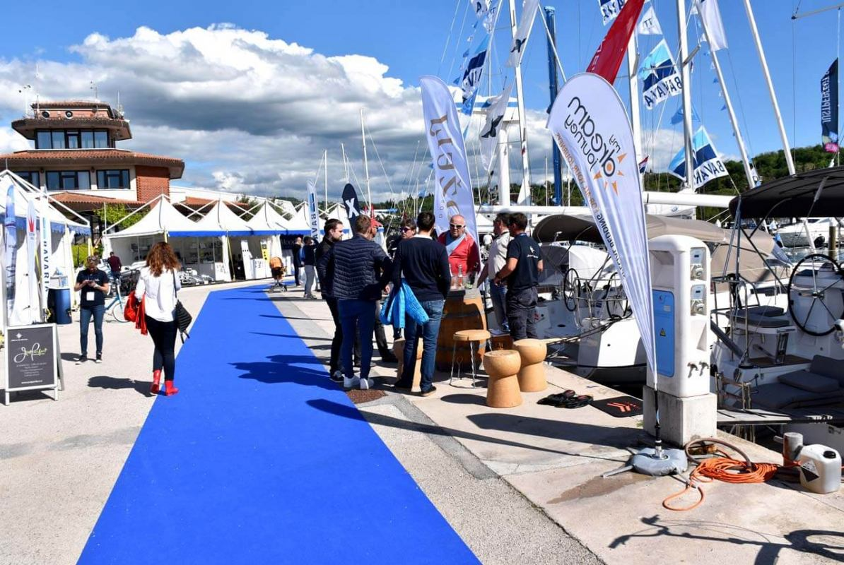 International boat, beauty and luxury show