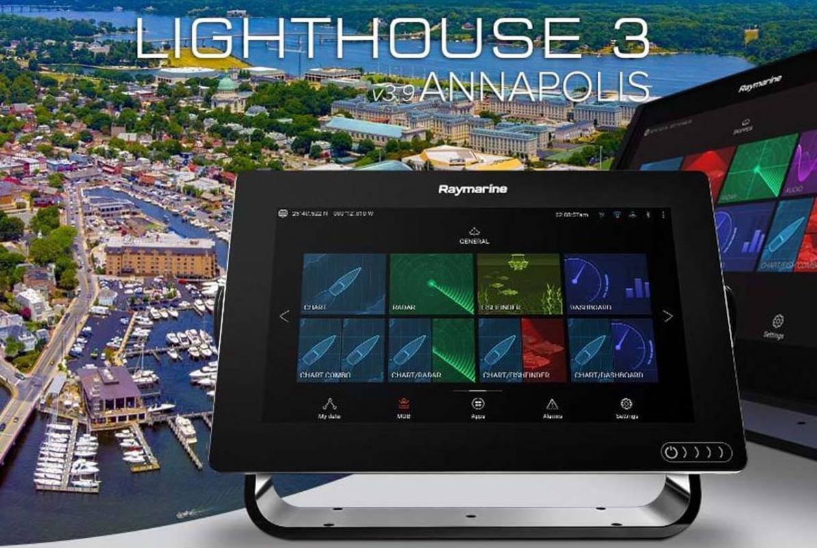 25 novih funkcija u LightHouse Annapolis 3.9 nadogradnji softvera, namjenjenih ribolovcima, jedriličarima i motornjacima
