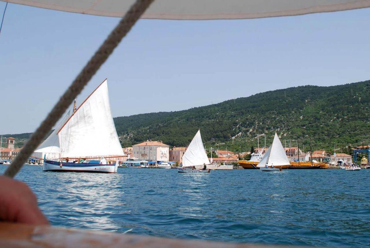 Creski kaić kao recept za predstavljanje tradicijskih barki
