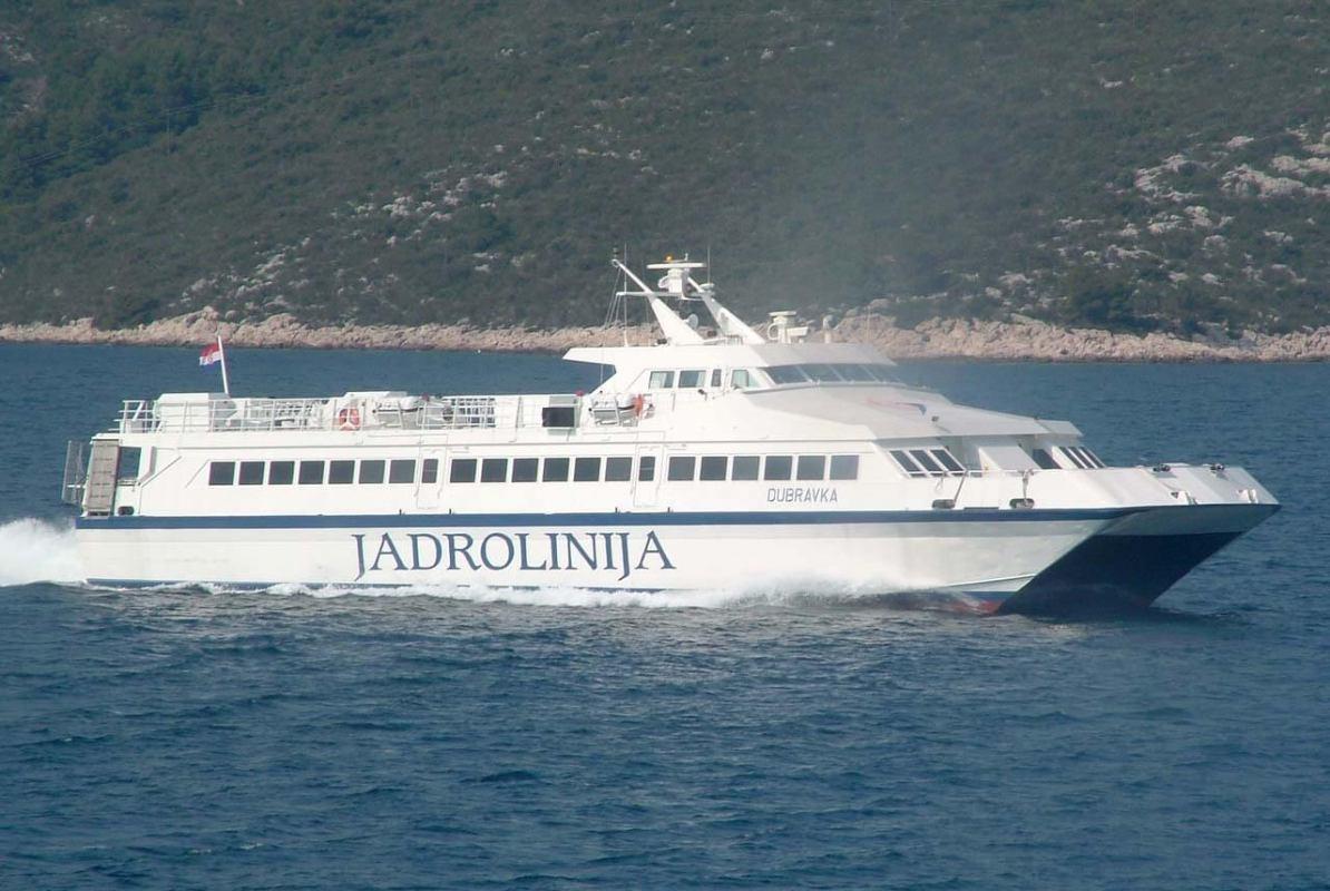 Brodske linije kao rješenje za ljetne prometne gužve
