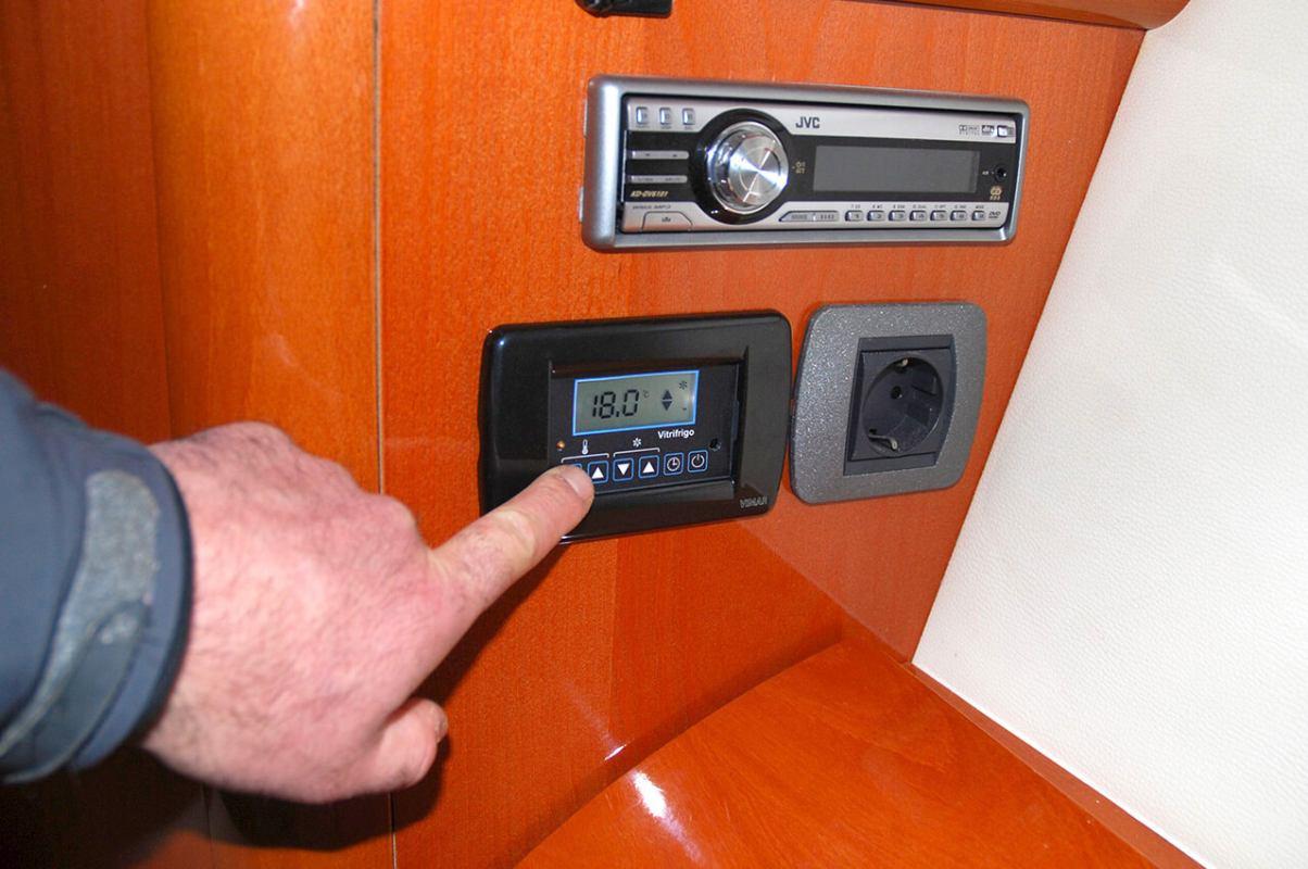 Klimatizacija na plovilu