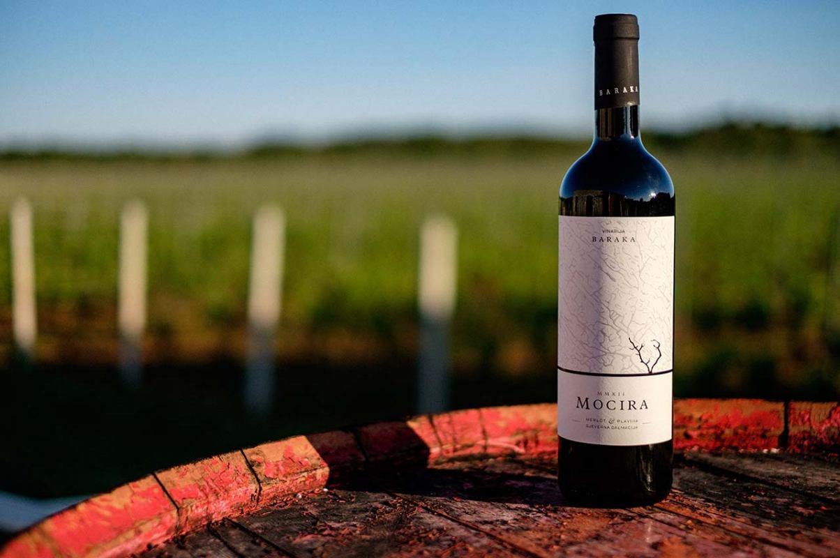Spojiti ljubav prema moru i kopnu kroz... vino