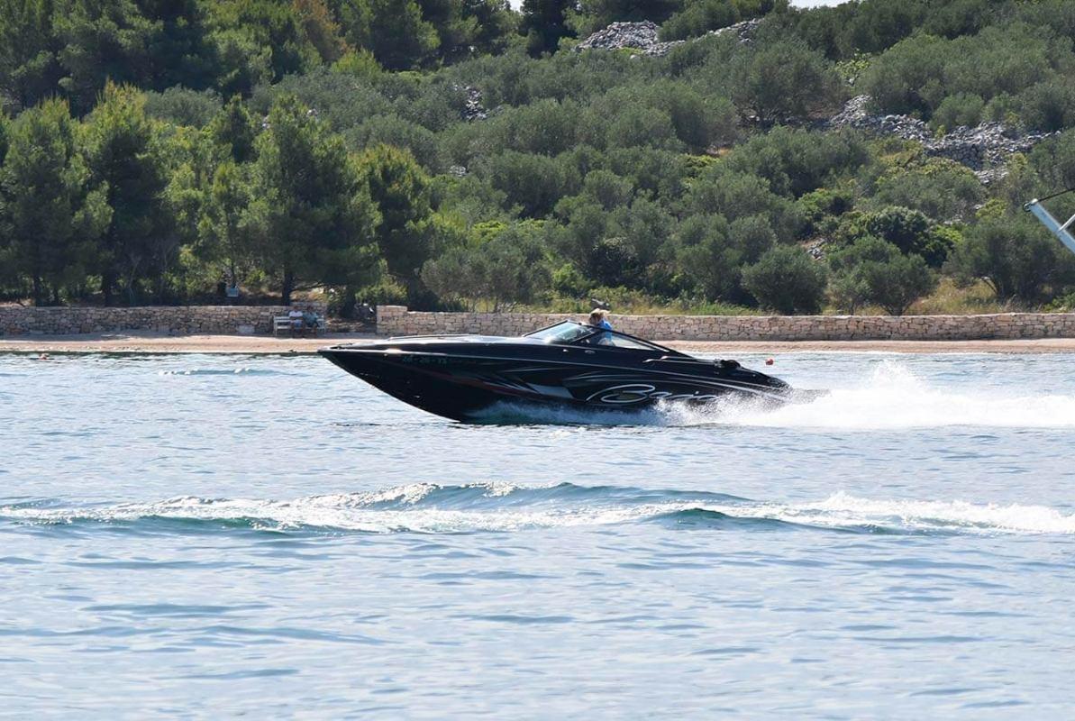 Što je to sigurnosna brzina na moru?