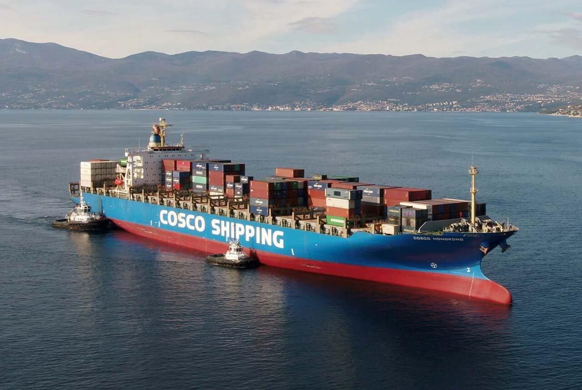 Tisuće brodova  i milijuni tona...