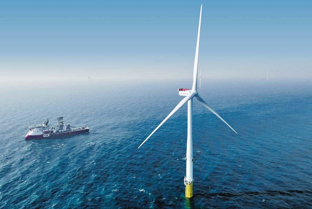 Najveća offshore vjetroelektrana u Skandinaviji