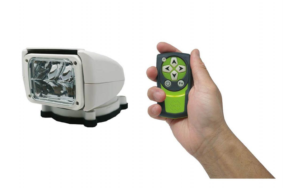 LED reflektori na daljnski upravljanje