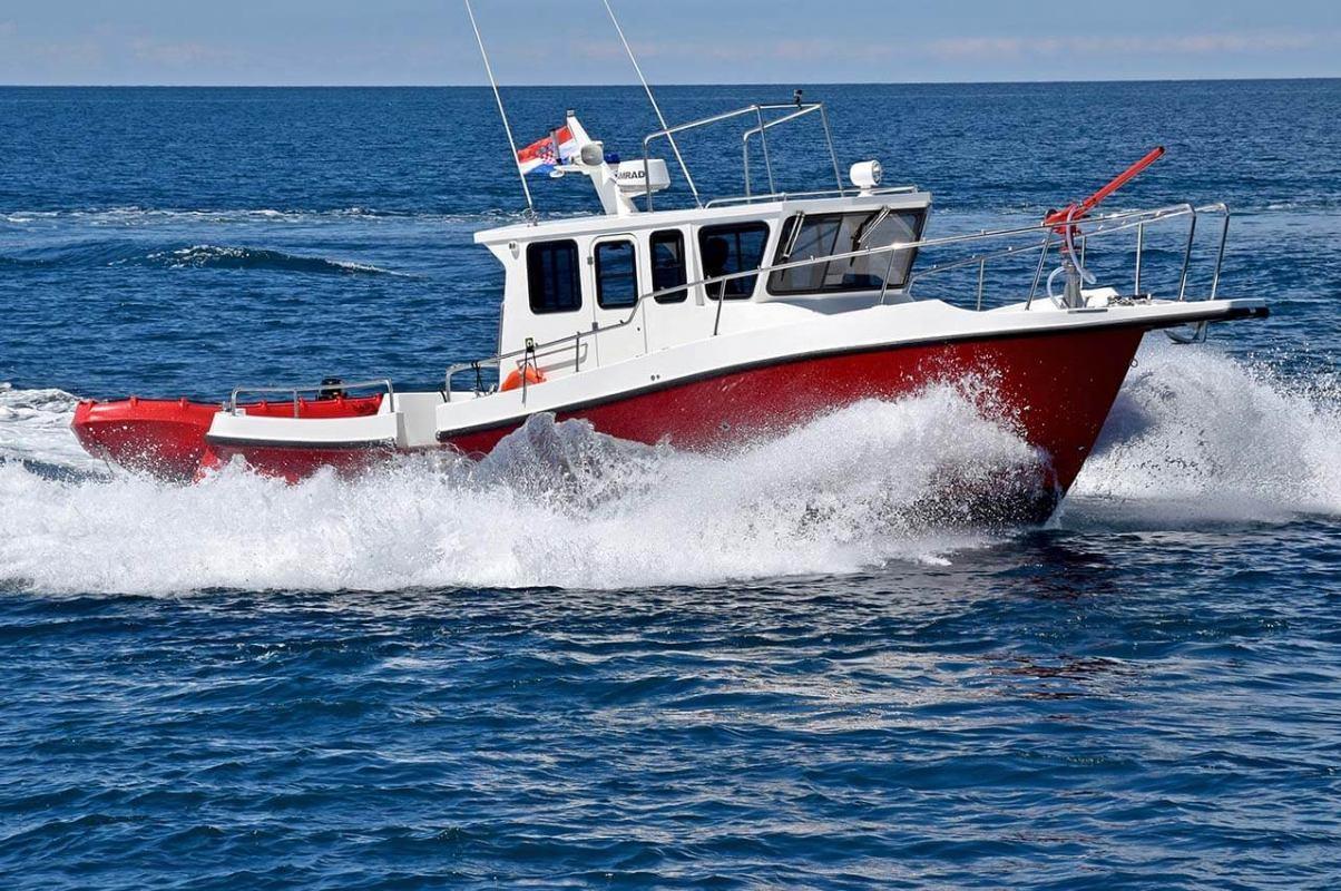 Fireboat 11.8